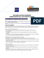 HR Education Podcast Transcript 1