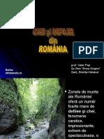 Chei Si Defilee Din Romania