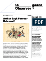 Steven Heller | Arthur Szyk Forever Relevant! Design Observer 2020