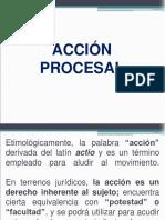 PRESENTACION DE ACCION  PROCESAL (1)
