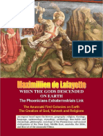 When the Gods Descended on Earth_ the Phoe - Maximillien de Lafayette