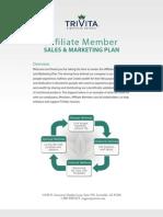 Affiliate Member Sales