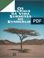 Degraus Submissão Evangelho Def