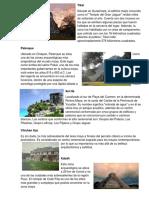 5 lugares sagrados de guaemala