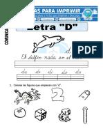Ficha-de-La-Letra-D-para-Primero-de-Primaria