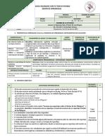 SESIÓN DE APRENDIZAJE Nº 03 ESTRUCTURA DE UN REPORTAJE(1)