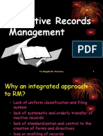 Effective Records Management - Introduction