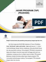 Presentasi Pertemuan 7_PAUD4500_TAP