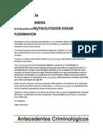 TEMATICO I Criminología.docx