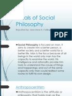 Goals-of-Social-Philosophy