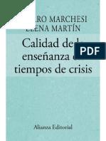 Calidad de la enseñanza en tiempos de crisis - Elena Martín Ortega.pdf