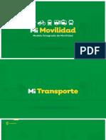 5 recomendaciones del Observatorio Ciudadano de Movilidad y Transporte Público