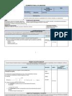 plan de clases de matematica deteminacion de conjunto