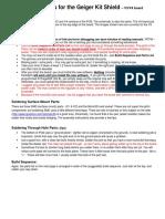 GS Build Instructions v3