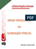 Workshop sobre iluminação pública EDP