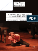 (The New Antiquity) Peter Meineck, David Konstan (eds.) - Combat Trauma and the Ancient Greeks-Palgrave Macmillan US (2014)