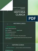 HISTORIA CLINICA Varicela