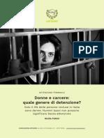 Donne e carcere