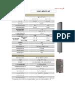 Catalogue XDWL-17-65V-VT