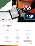 Robert Half _Salary Guide 2019
