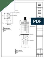 Detail Pondasi Videotron