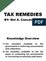 TAX-REMEDIES.pptx