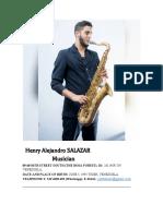 Henry Alejandro SALAZAR