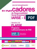 Indicadores de Responsabilidad Social Empresaria Ethos IARSE v PLARSE 2 0