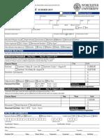 IELI Summer 2019 Registration Form