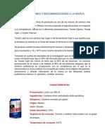 CAMPAÑA PROMOCIONAL DE TECATE