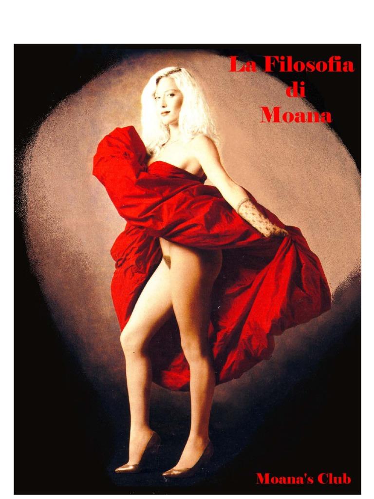 Culo Di Moana Pozzi e-book ita] erotico - la filosofia di moana - moana pozzi