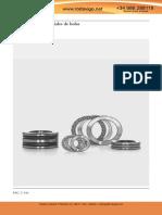 FAG 10 Rodamientos axiales de bolas.pdf