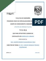 Apuntes de Drenaje Pluvial.pdf