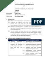 RPP KERAJINAN SEMESTER  1 KD. 3.2 - KD. 4.2_KELAS 8.docx