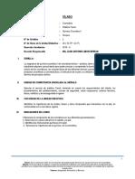 SILABO Quimica Cosmetica I 1