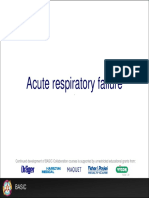 BASIC Acute Respiratory Failure (Feb 2016)
