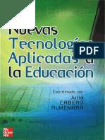 Cabero, J. (2007). Nuevas Tecnologías Aplicadas a La Educación.