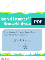 4.3-Interval-Estimate-of-Population-Mean-with-Unknown-Variance-Copy