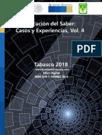 Aplicación del Saber Vol. 4 - Tomo 00 - portada e índice - 2018.pdf