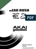 Akai_E2_HeadRush