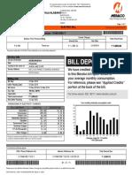 Meralco Bill 427881610101 12102019