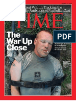 TIME Magazine October 12th 2009 Vol