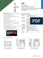 Elmeasure Prepaid Postpaid Meter Catalog