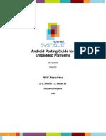 Android Porting on Embedded Platform v2 0633850602027036930