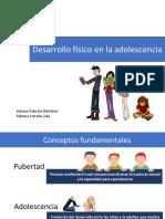 Pubertad y adolescencia cambios fisiológicos