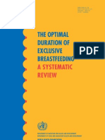 Optimal Duration of Exc Bfeeding Review Eng