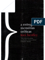 Toni Bentley a Entrega