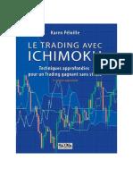 Le trading avec ICHIMOKU -2e édition- Karen Péloille