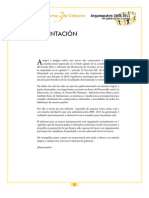 Informe Prueba en Baja