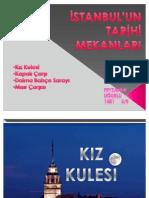 İSTANBUL'UN TARİHİ